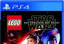 lego star wars: das erwachen der macht ps4 cover