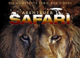 abenteuer safari dvd cover