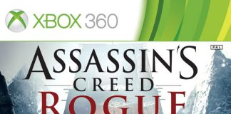 assassins creed rogue xbox 360 cover
