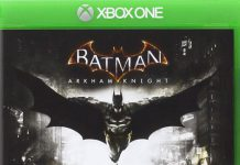 batman arkham knight xbox one cover