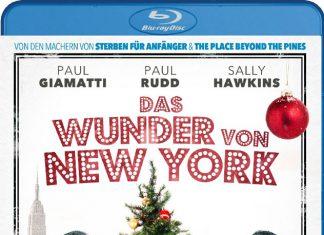 das- wunder von new york blu-ray cover