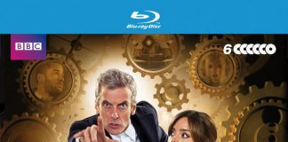 doctor who staffel 8 blu-ray cover