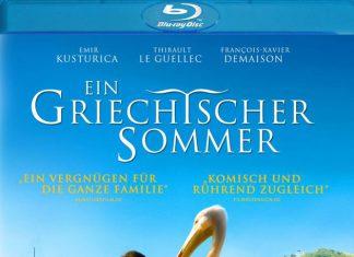 ein griechischer sommer blu-ray cover