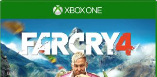 far cry 4 xbox one cover