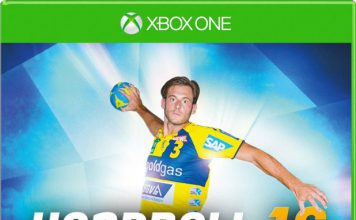handball 16 xbox one cover