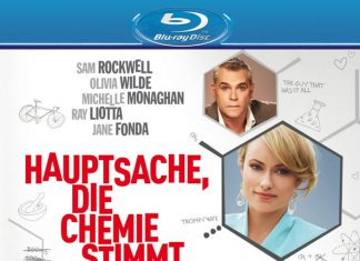 hauptsache die chemie stimmt blu-ray cover