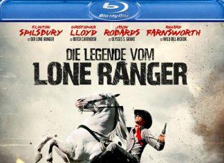 die legende vom lone ranger blu-ray cover