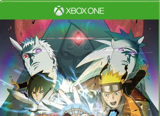 naruto ultimate ninja storm 4 xbox one cover