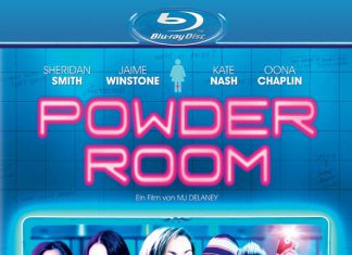 powder room blu-ray cover