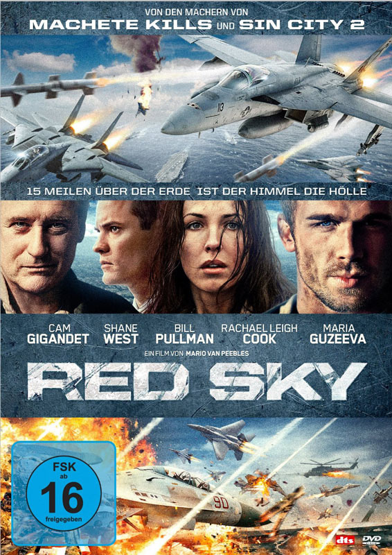 red sky dvd cover