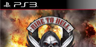 ride to hell retribution ps3 cover