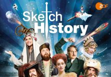 sketch history dvd cover