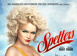 spetters dvd cover