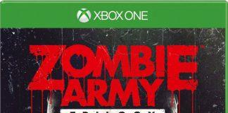 zombie army trilogy xbox one cover