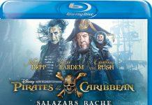 pirates of the caribbean salazars rache blu-ray cover