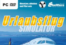 urlaubsflug simulator pc cover