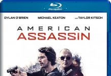 american assassin blu-ray cover