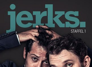 jerks. - staffel 1 blu-ray cover