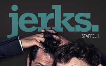 jerks. - staffel 1 blu-ray cover