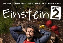 einstein - staffel 2 dvd cover