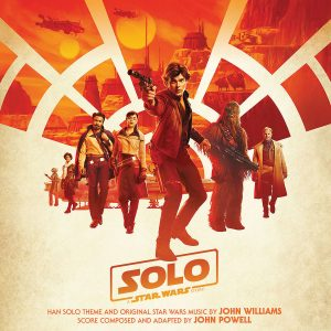 solo: a star wars story original soundtrack cover