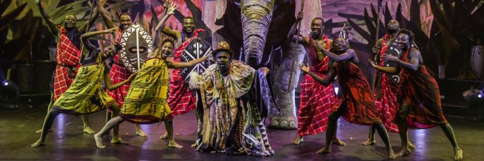 afrika! afrika! by nilz boehme