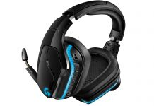 logitech g935 wireless gaming headset