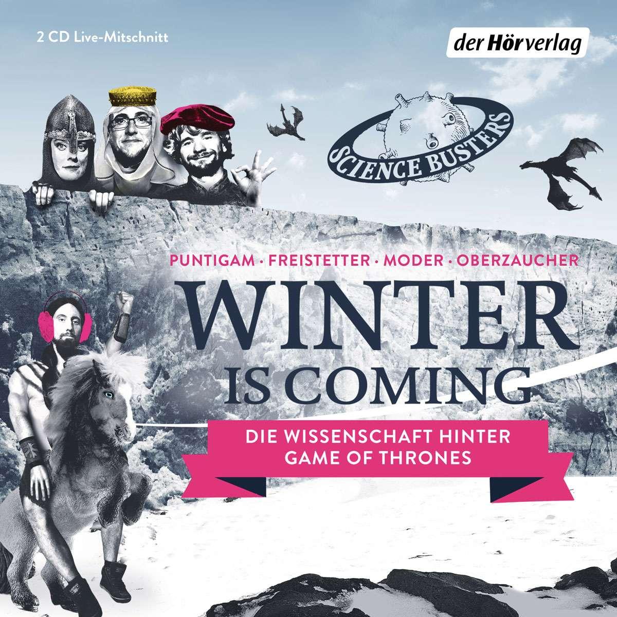 winter is coming - die wissenschaft hinter game of thrones